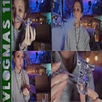 SilencedHippie GRAV LABS GLASS HAUL!! // Vlogmas Day 11 (12.21.17)