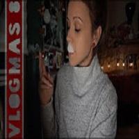 Silenced Hippie SMOKE TRICKS!! // Vlogmas Day 8 (12.15.17)
