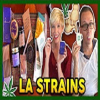 That High Couple NEW LA Strains & Joint Packs from LAPCG Dispensary & Tuesday Night Dabs