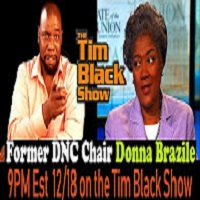 Tim Black Former DNC Chair, Donna Brazile's Tells Her Story: HACKS #NoSellOuts