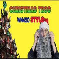 Weed News at 420 Happy holidays WN420 Christmas Tree