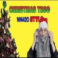 Weed News at 420 Happy holidays WN420 Christmas Tree