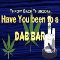 Weed News at 420 What is a DAB BAR #tbt
