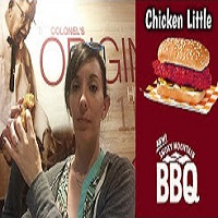 KFC Smoky Mountain BBQ Chicken Little Review - Whitfield's Food Revue