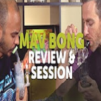 420 Science Club MAV Bongs Review & Session