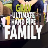 420 Science Club Newest GRAV Hand Pipes