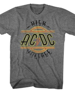 AC/DC High Voltage T-Shirt