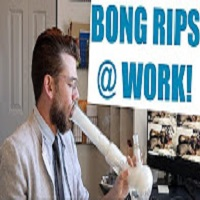 Arend Richard BONG RIPS AT WORK