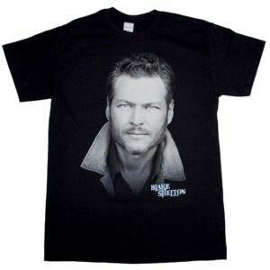 Blake Shelton Portrait T-Shirt