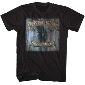 Bon Jovi New Jersey T-Shirt