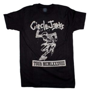 Circle Jerks 1988 Tour T-Shirt