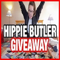 Evil Evelyn HIPPIE BUTLER GIVEAWAY FT. MACDIZZLE