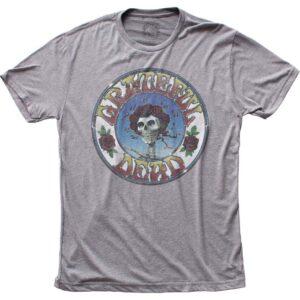 Grateful Dead Skull & Roses T-Shirt