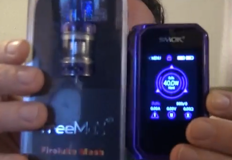 Freemax FireLuke Mesh Resin Edition! | & Alpine Hemp CBD Ejuice! | IndoorSmokers