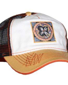 KISS Rock and Roll Mesh Back Trucker Hat