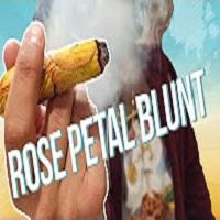 Master Bong Rose Petal Blunt + 1g Extract