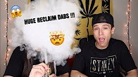NameLess Stoners FIRST TIME TAKING RECLAIM DABS !!!