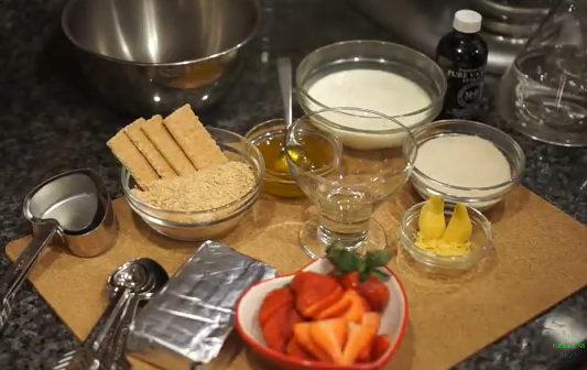 Positive Smash 420 Cannabis Culinary Creations- No-Bake Cheesecake Edible