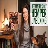 Positive Smash 420 December 2017 Hemper Unboxing