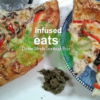 RuffHouse Studios How To Make Cannabis Infused Chicken Alfredo Sourdough Pizza