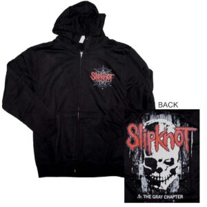 Slipknot Skull Back Hoodie Sweatshirt