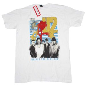 U2 Bullet the Blue Sky T-Shirt