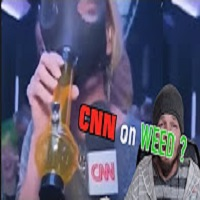 Weed News at 420 CNN SMOKING POT ON WEED BUS