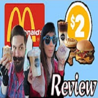 Whitfield Foods McDonald's Entire NEW $2 Value Menu Review