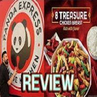 Panda Express 8 Treasure Chicken Breast REVIEW - Whitfield's Food Revue