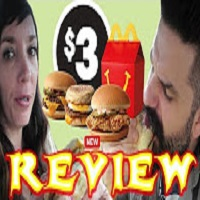 Whitfield Foods McDonald's Entire New $3 Value Menu REVIEW