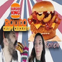 Whitfield Food Reviews Burger King NEW Rodeo Crispy Chicken Sandwich