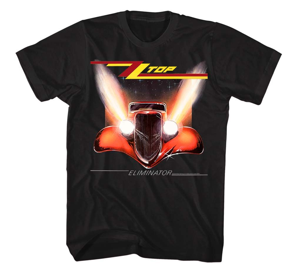 ZZ Top Eliminator Cover T-Shirt