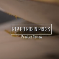 RuffHouse Studios RTP GO Rosin Press Review (Portable Cannabis Press from Rosin Tech Products)