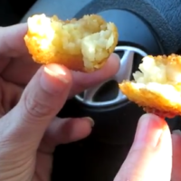 Whitfield Foods Burger King - Cheesy Tots REVIEW