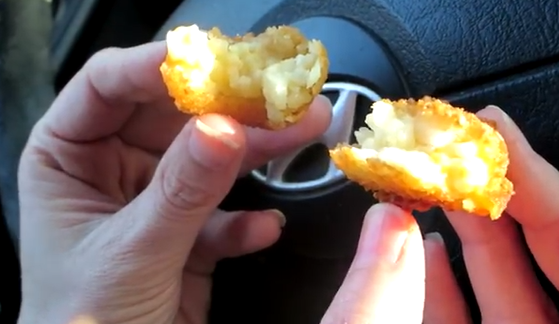 Whitfield Foods Burger King – Cheesy Tots REVIEW