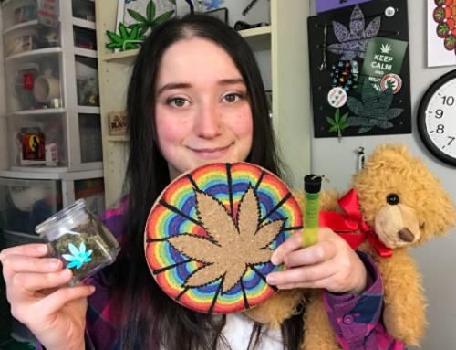 Chronic Crafter DIY Cannabis Accessories for your Stoner Kit