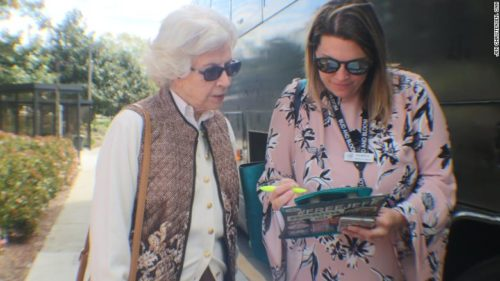 Come aboard the cannabus: More seniors taking trips to get weed
