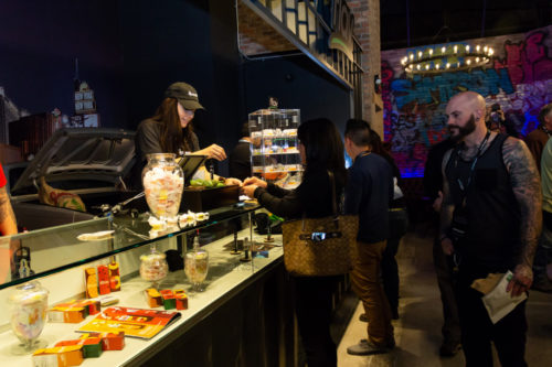 Inside the world's first marijuana farmers market