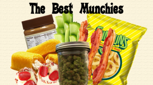 Why does smoking pot give you the munchies?