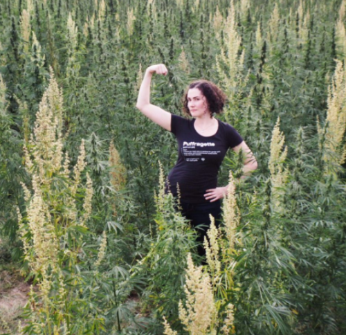 Why This Filmmaker Thinks The Future Of Weed Is Female