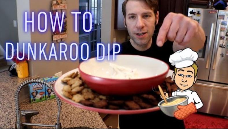 Dunkaroo Dip GoStoner Kitchen